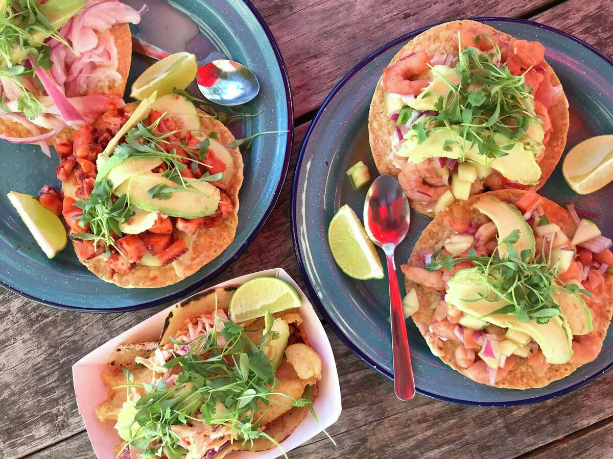 """Fish Lonja, a seafoodoffshoot of Carnitas Lonja owned by chef Alejandro Paredes, made the national list released on Monday. The New York Times calls the collection """"50 places in America we're most excited about right now."""""""