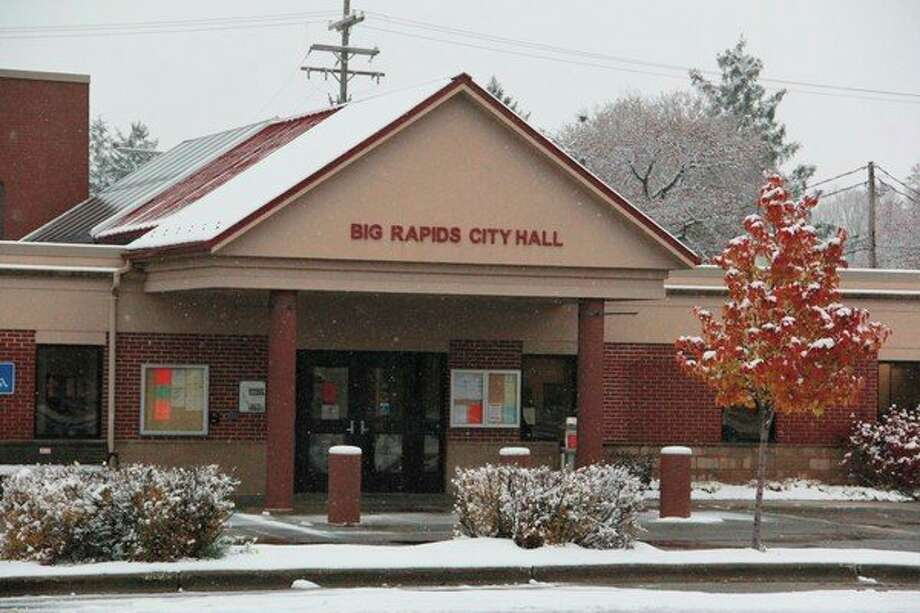 Unofficial election results showed 429 people voted against the proposal for extending the term limits on the Big Rapids City Commission from 12 years to 20 years. According to those same results, only 143 voted in favor of it. (Pioneer photo/Alicia Jaimes)