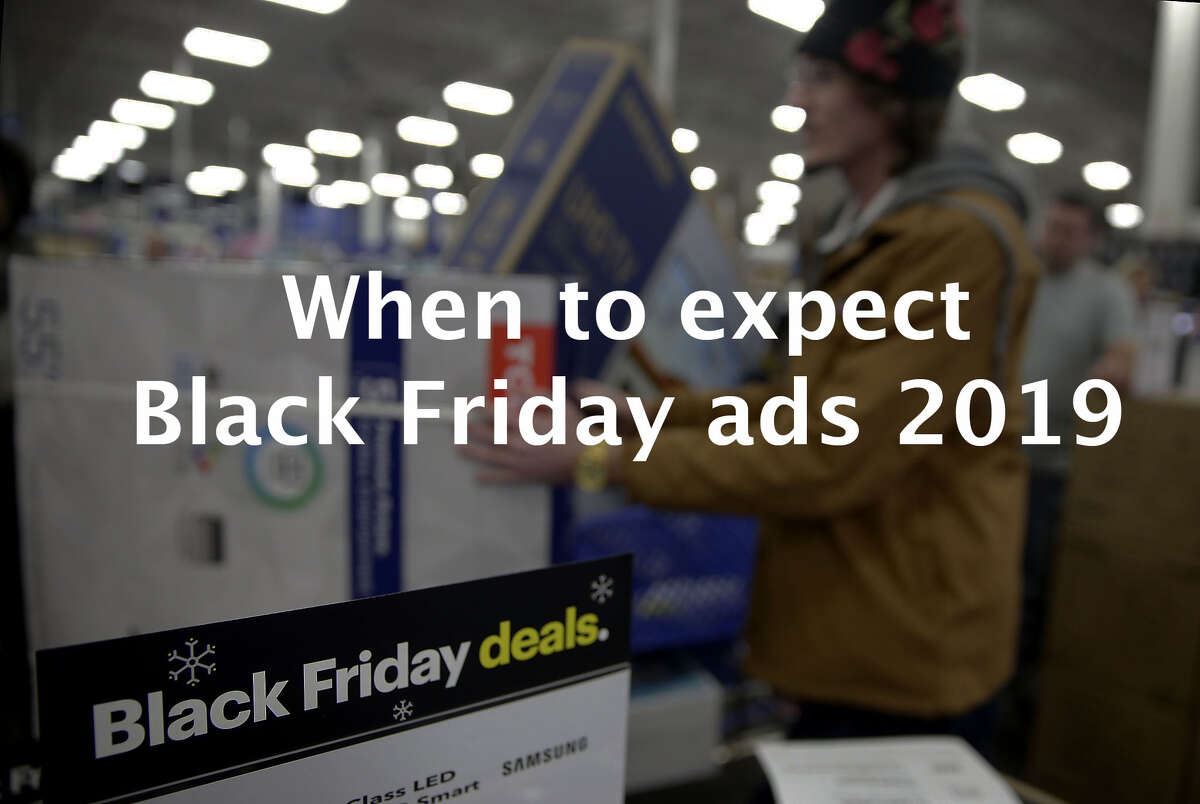 When To Expect Black Friday Ads 2019