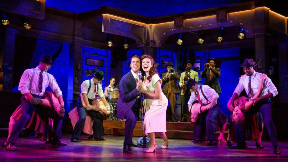 """""""Bandstand"""" the musical will play Lutcher Theater in Orange and The Grand in Galveston. Photo: Courtesy Photo / Courtesy Photo"""