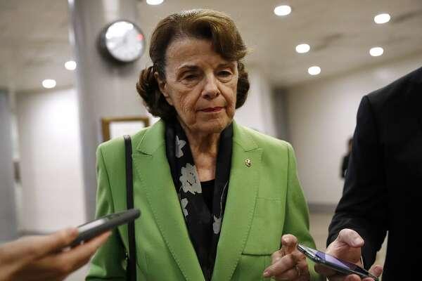 Annette Bening's movie portrayal of Feinstein gets senator's thumbs up