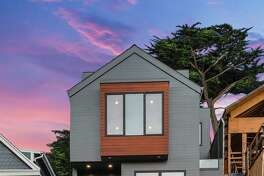 333 Diamond St. is a newly developed five-bedroom in Dolores Heights that's available for $6.95 million.