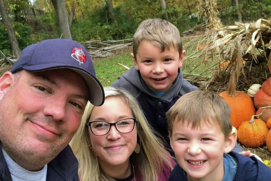 The GoFundMe was created on Wednesday, Nov. 6, 2019, after a fire at the family's East Haven, Conn., home. Photo: Contributed Photo / Justin Parker Via GoFundMe / EyJpdiI6Ik9tdWpCNStIMVpCMVBDbys2UmFSSGc9PSIsInZhbHVlIjoiVVFWQngrK2huYW8xS3pmMk5uWU9QUm40ckpjbk9cL2UwNE1Nd0F6T0dlelNhY2VmSFgrcTVy