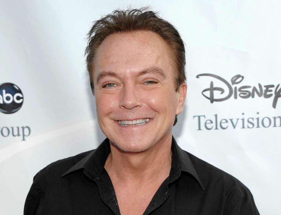 "FILE - This Aug. 8, 2009 file photo shows actor-singer David Cassidy, best known for his role as Keith Partridge on ""The Partridge Family,"" in Pasadena, Calif. Two years after the death of Cassidy, the new owners of his Fort Lauderdale home plan to post a plaque honoring him. Thomas L. White, who co-own the home known as Casa de Mayan, says the tribute is meant to recognize Cassidya€™s achievements as a singer, actor and horse racing enthusiast.  (AP Photo/Dan Steinberg, File) Photo: Dan Steinberg / R-STEINBERG"