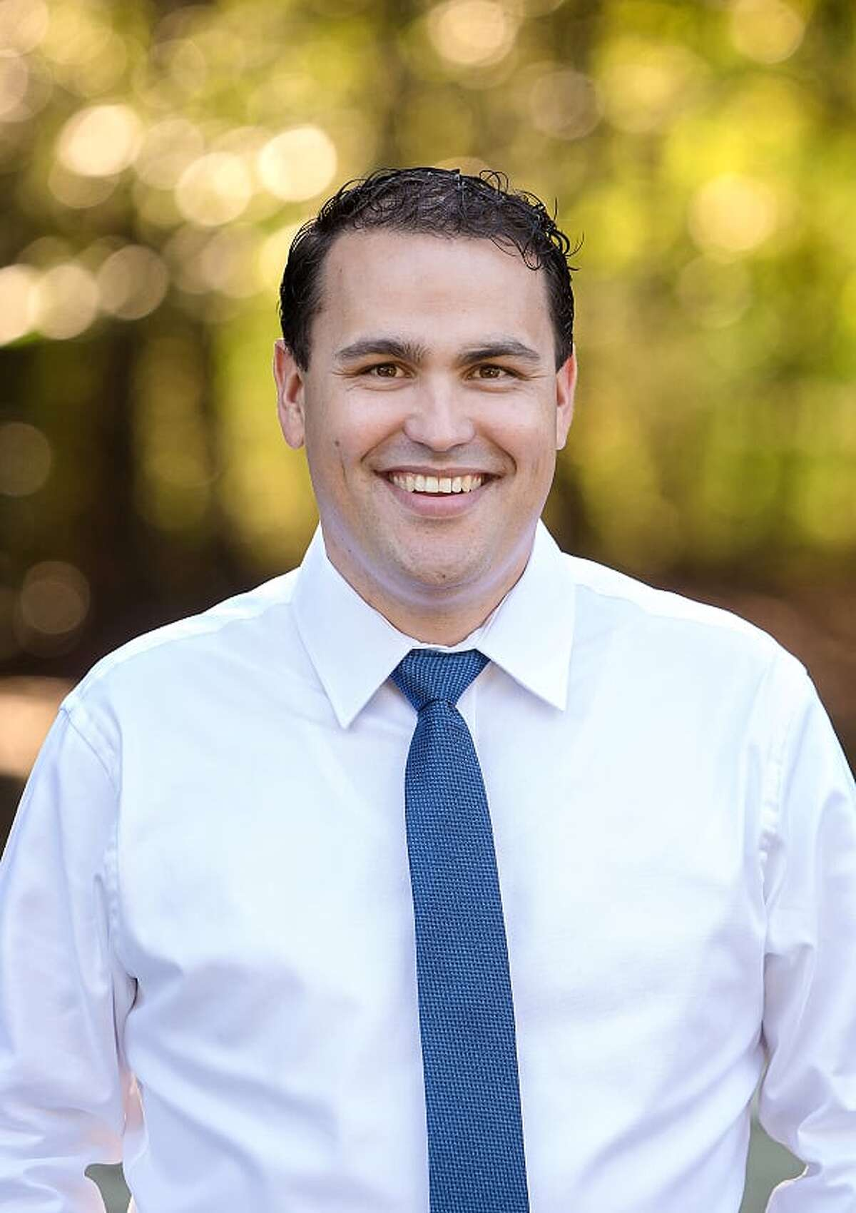 Former Homeland Security Department employee Travis Olsen this week joined the race for Texas' 2nd Congressional District