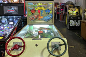 Musée Mécanique in Fisherman's Wharf keeps the spirit of old arcade games alive.