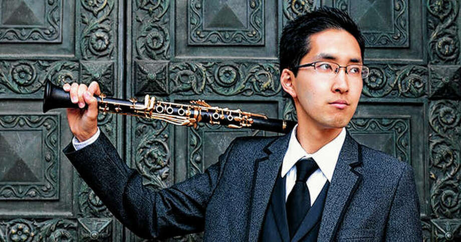 "Clarinetist Katsuya Yuasa will be the guest Saturday for the Jacksonville Symphony Orchestra's ""To Shining Stars"" concert. Yuasa performs a range of music, from classical to jazz, ethnic and contemporary. He has earned prizes from several notable competitions and, along with performing and giving master classes, maintains an active teaching schedule. Photo: Handout Photo"