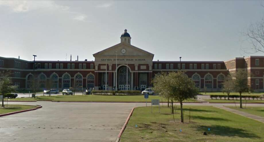 Pearland ISD has increased police presence at Dawson High School Thursday after officials received a bomb threat from an unknown out of state caller. Photo: Google Maps