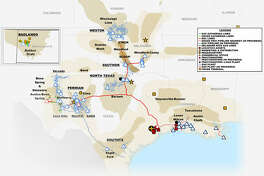 Houston pipeline operator Targa Resources is seeking to sell its crude oil gathering assets in the Permian Basin in West Texas and southeaster New Mexico following a $78.6 million loss during the third quarter.
