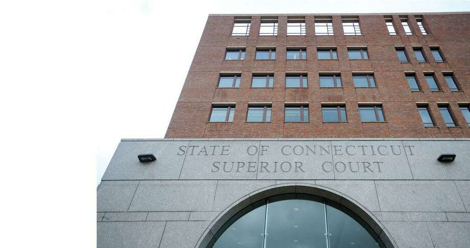 The Stamford Superior courthouse on Hoyt St. in Stamford, Conn. Photo: File Photo