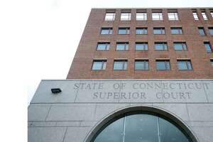The Stamford Superior courthouse on Hoyt St. in Stamford, Conn.