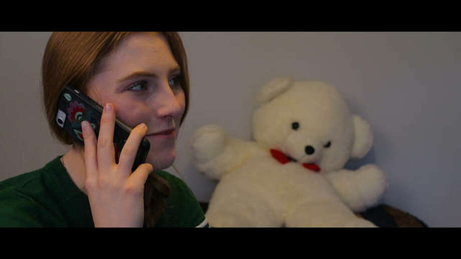 "A scene from ""Scare Bear,"" a narrative short by SIUE mass communications instructor Cory Byers. The piece is part of the Showcase Sampler for narrative shorts at the Whitaker St. Louis International Film Festival. Photo: For The Intelligencer"