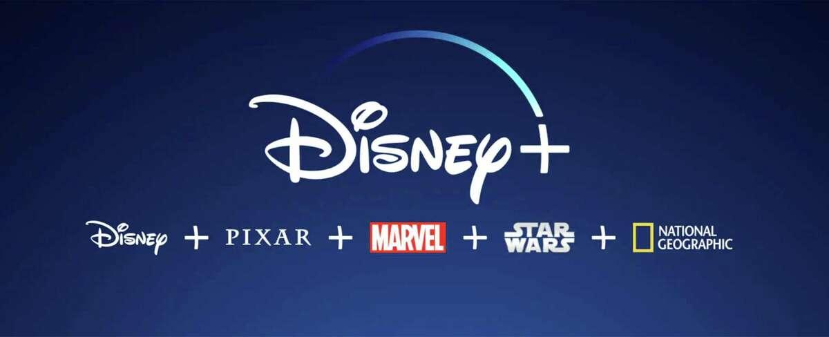 The Disney+ logo from their homepage. (Disney/TNS)