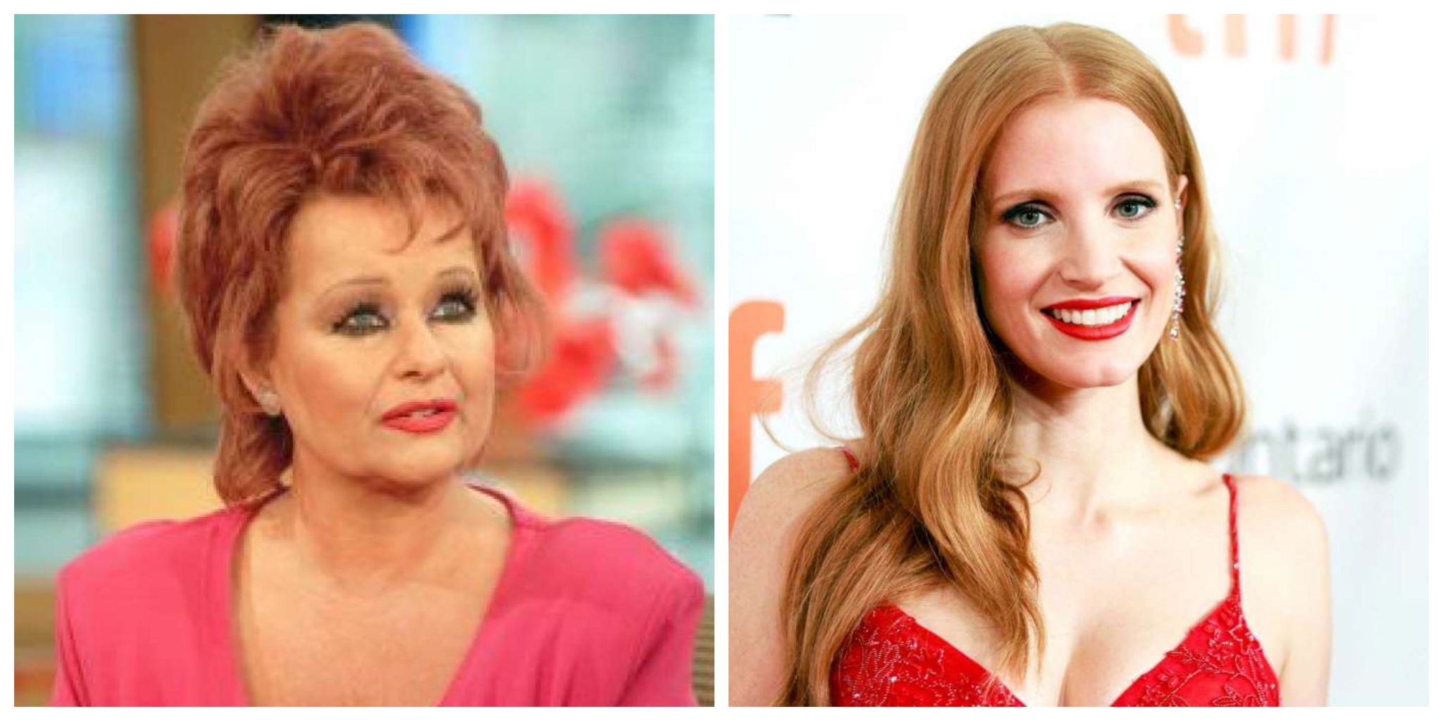Are you ready for Jessica Chastain as Tammy Faye? - Houston Chronicle