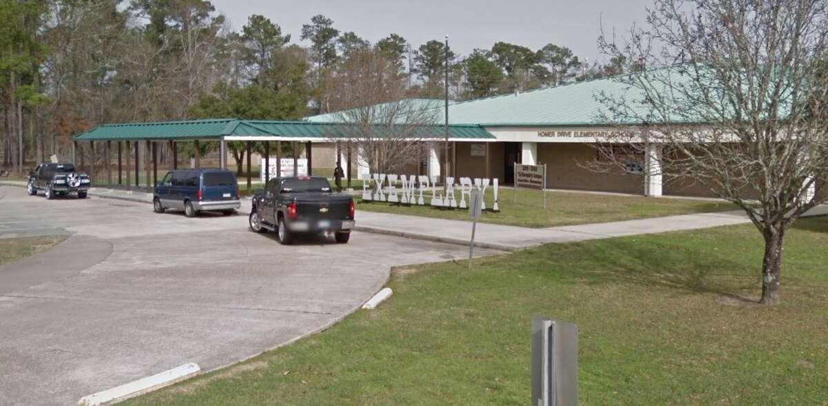 Homer Drive Elementary Photo: Google Maps
