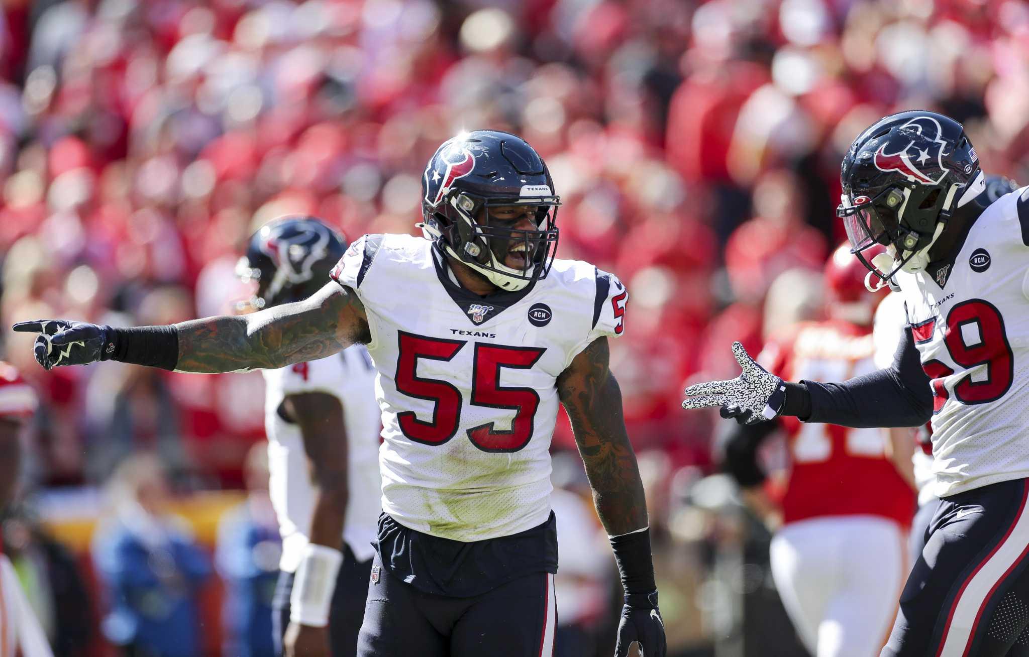 The 'heartbeat' of the Texans defense: Benardrick McKinney