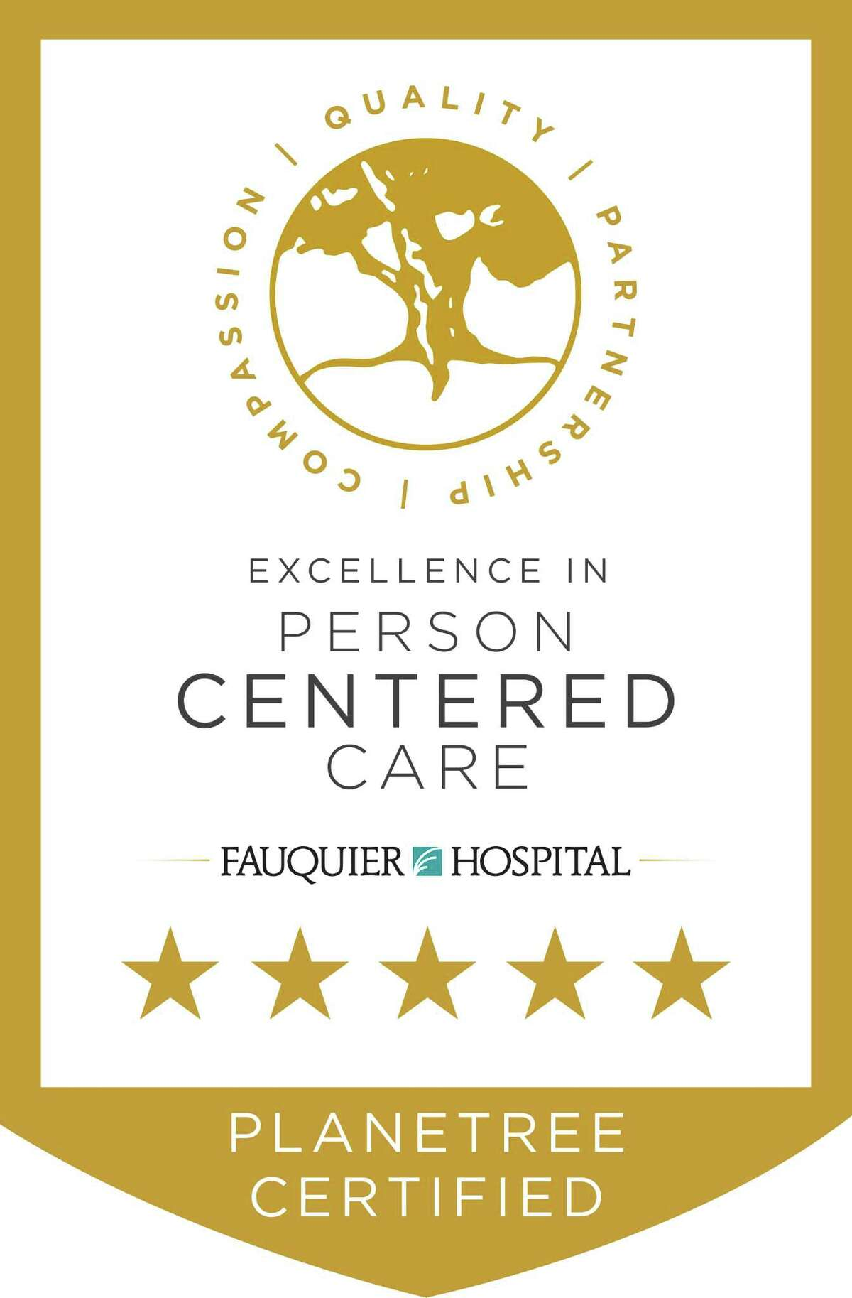 Twenty healthcare organizations from around the world were awarded last week with the prestigious Person-Centered Care Certification®.