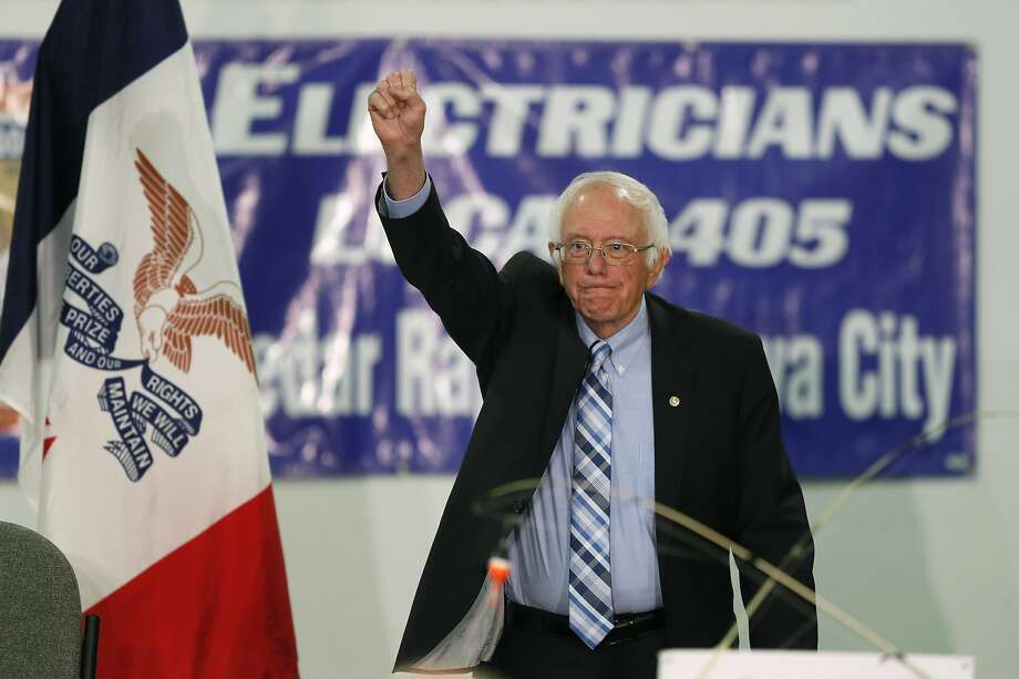 Sen. Bernie Sanders released an immigration plan, which includes decriminalizing illegal border crossings and allowing asylum seekers to remain while their claims are processed. Photo: Charlie Neibergall / Associated Press