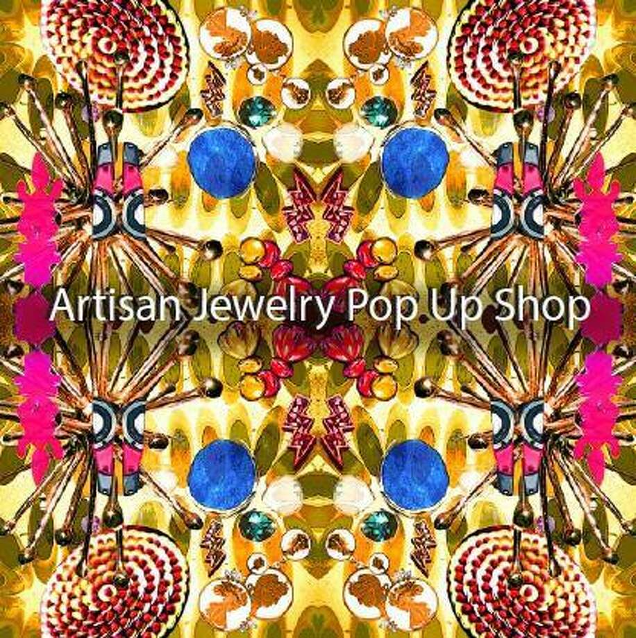 The Katonah Museum of Art's Artisan Jewelry Pop Up Shop will take place December 7 and 8. Photo: Katonah Museum Of Art / Contributed Photo