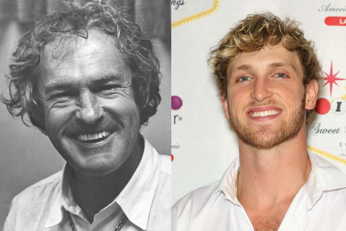 What do the late LSD evangelist Timothy Leary (left) and YouTube star Logan Paul (right) have in common? They've both hung out at Fobes Ranch in the San Jacinto Mountains of Southern California.