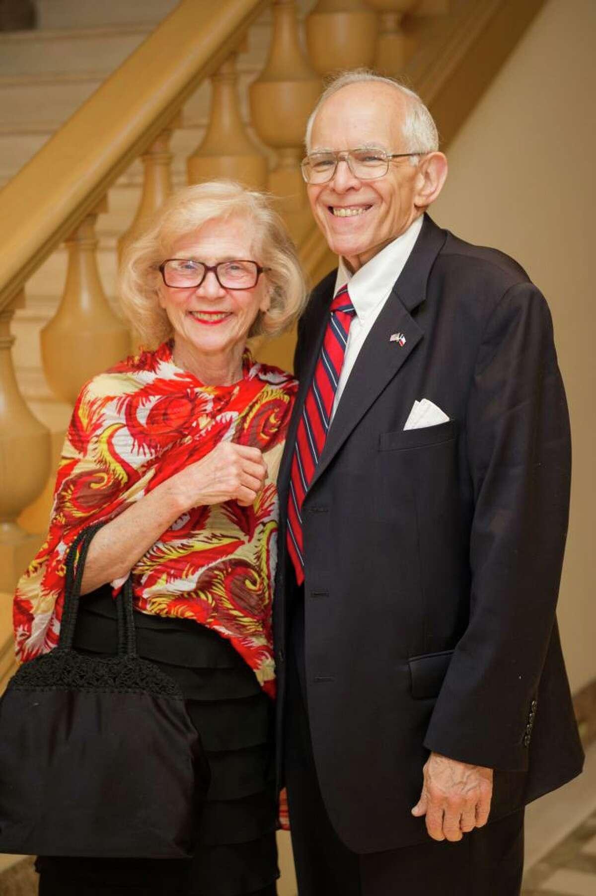 Shirley and Jim Dannenbaum