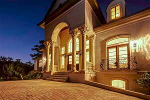 The Woodlands home at 35 Grand Regency Circle will go to auction Nov. 21.