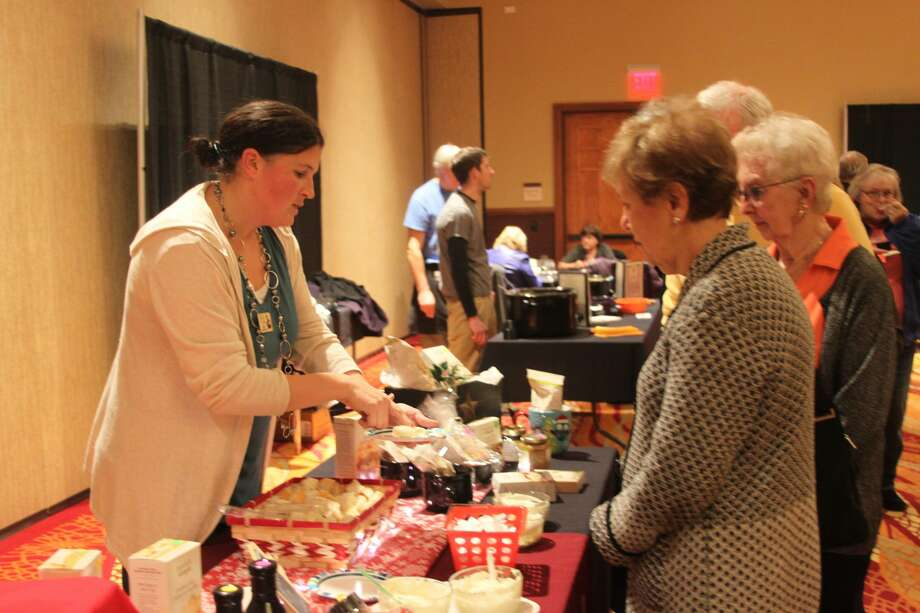 These are scenes from Wednesday night's Taste of Manistee event held at the Little River Casino Resort, hosted by the Manistee News Advocate. Photo: Michelle Graves/News Advocate