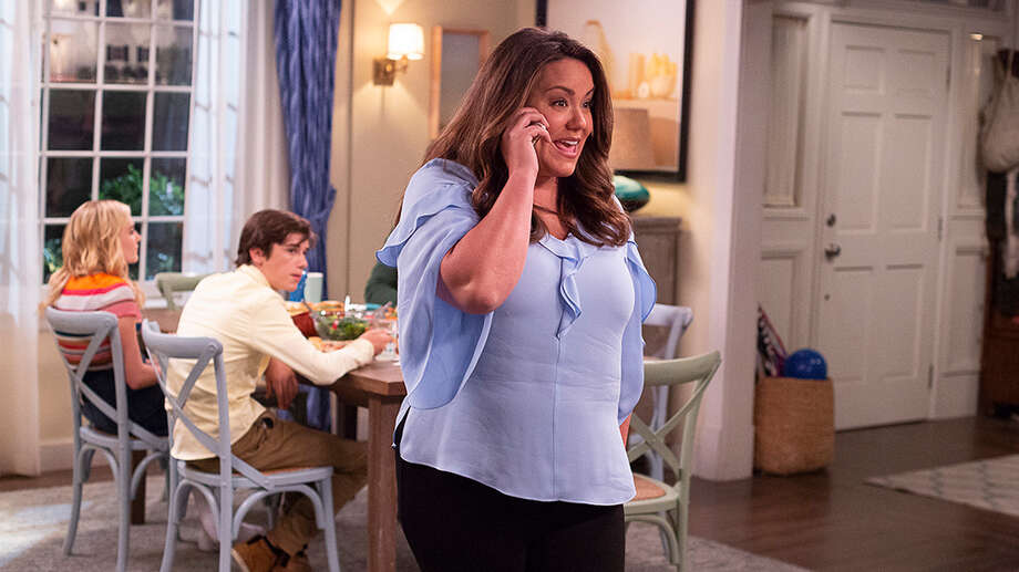 "Katy Mixon from ""American Housewife."" Photo: ABC / © 2018 American Broadcasting Companies, Inc. All rights reserved."