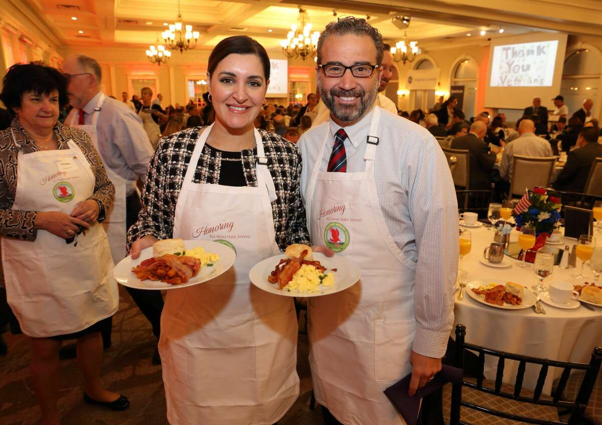 Were you Seen at the 11th Annual To Honor and Serve Veterans Breakfast hosted by the Unified Military Affairs Council, Capital Region Chamber held at the Glen Sanders Mansion in Scotia on Thursday, Nov. 7, 2019?
