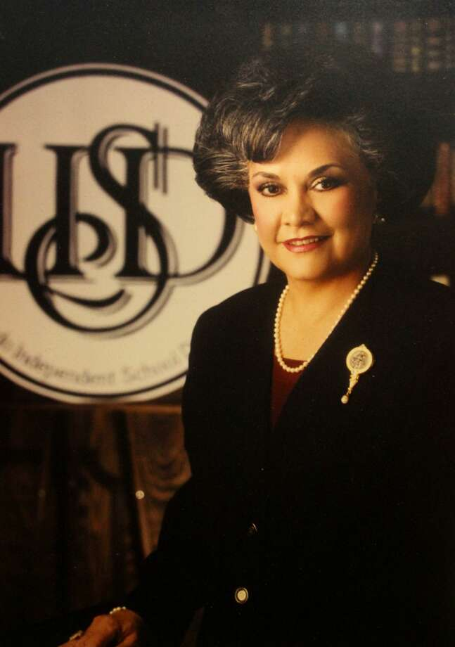 Former Laredo ISD superintendent Garciela Chavez Ramirez passed away Monday. Ramirez served as the district's first female superintendent in 1995. Photo: Courtesy