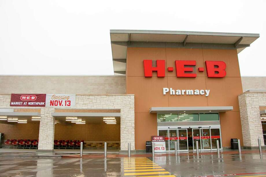 A new H-E-B store will open Nov. 13 on Northpark Drive in Kingwood, TX. Photo: Savannah Mehrtens/Staff Photo / Savannah Mehrtens/Staff Photo