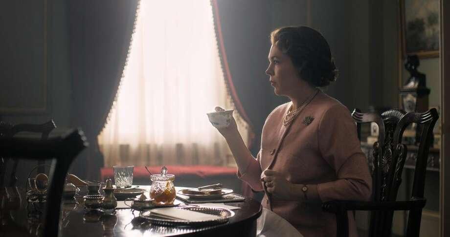 Olivia Colman Photo: Netflix