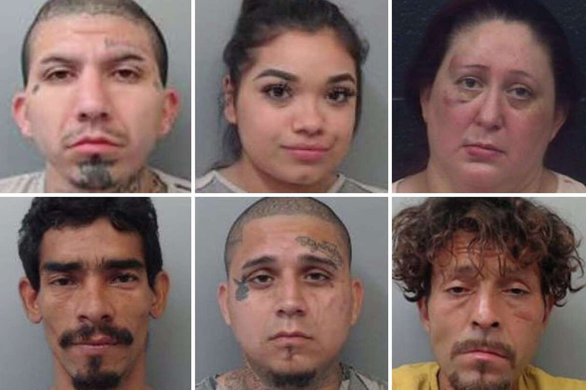 Click through the gallery to see the most notable mugshots in Laredo during October 2019.