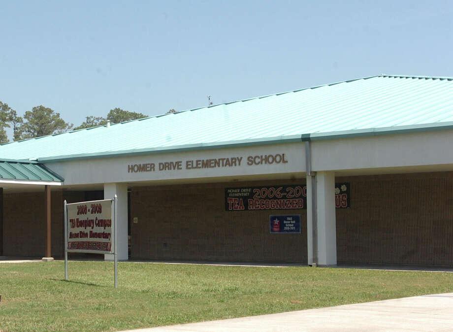 Homer Drive Elementary School Photo: Enterprise File Photo