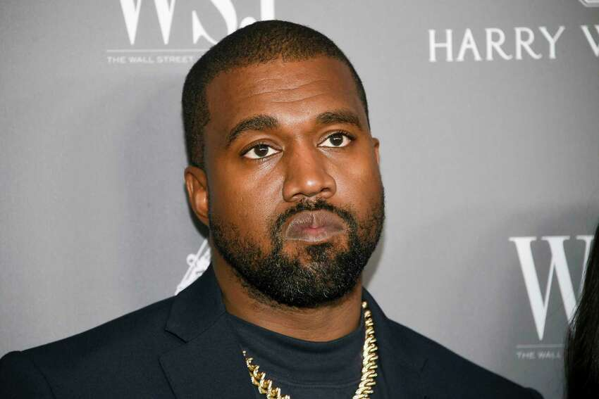 Kanye West attends the WSJ. Magazine 2019 Innovator Awards at the Museum of Modern Art on Wednesday, Nov. 6, 2019, in New York. (Photo by Evan Agostini/Invision/AP)