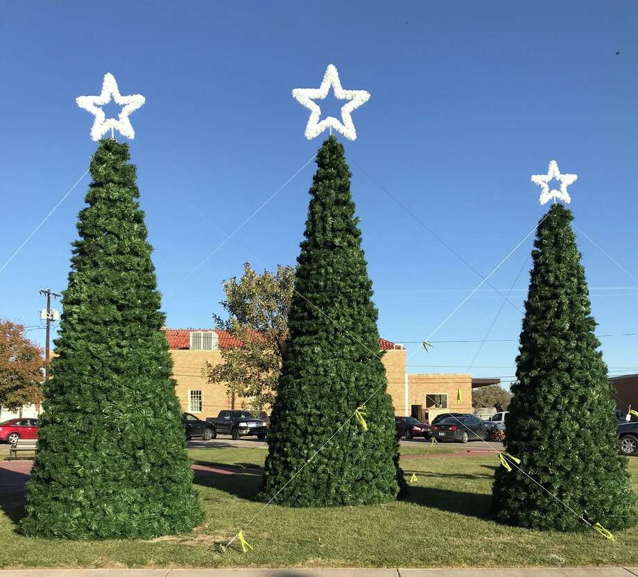 Christmas Tree San Antonio: Downtown Christmas Trees To Be Lit During 2nd Saturday