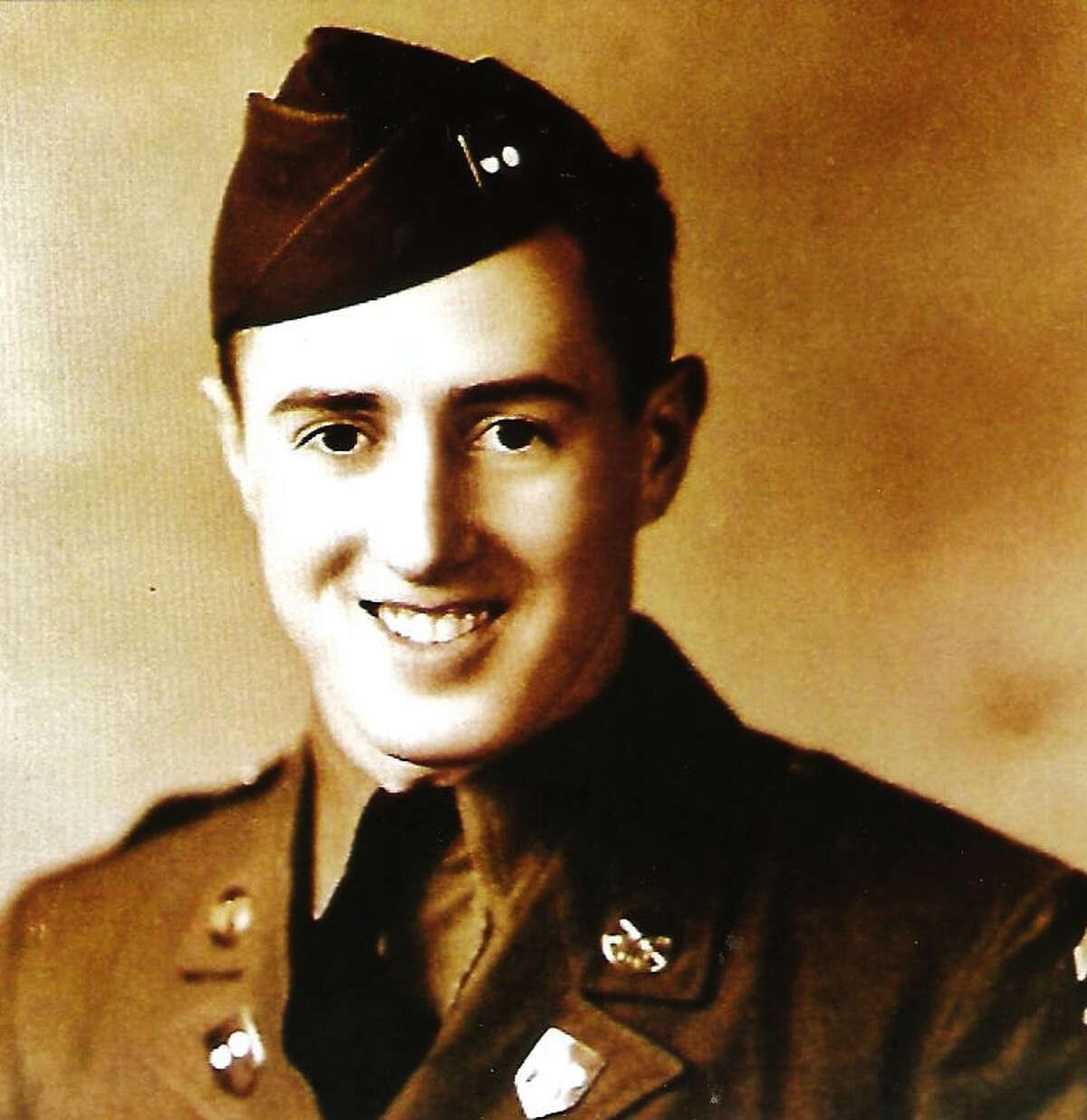 T-5 CPL Donald V. Steinman 1940-1945 U.S. Army