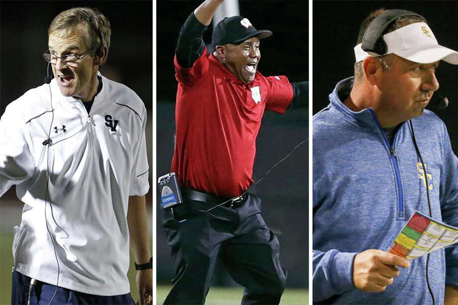 Click through the gallery to see San Antonio-area public school head football coaches with the highest salaries.