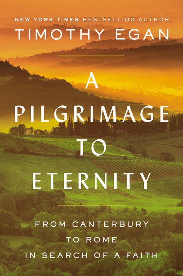 A Pilgrimage to Eternity: From Canterbury to Rome in Search of a Faith Photo: Viking, Handout / Handout