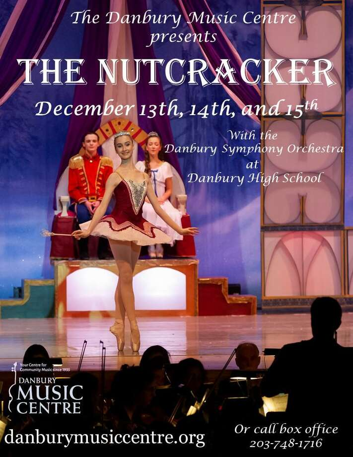 "Danbury Music Centre's 52nd production of ""Nutcracker Ballet,"" with three performances, is taking place December 13-15 in the Danbury High School auditorium. Photo: Danbury Music Centre / Contributed Photo"
