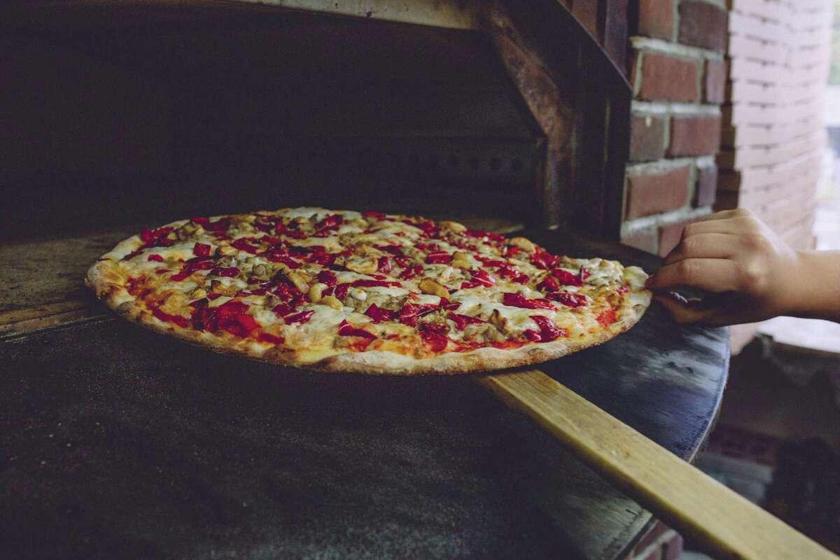 Carminuccio's Pizza is a Newtown maintstay.