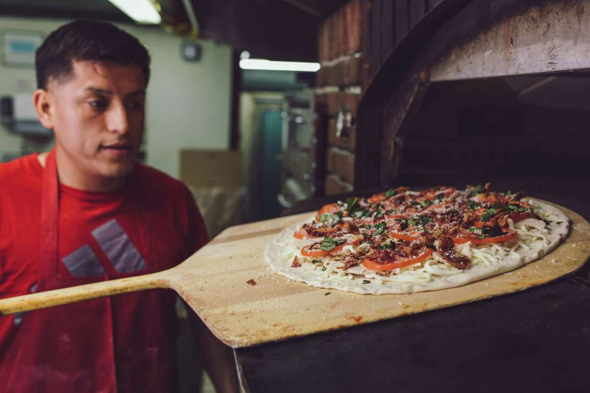 Carminuccio's Pizza is a Newtown mainstay.