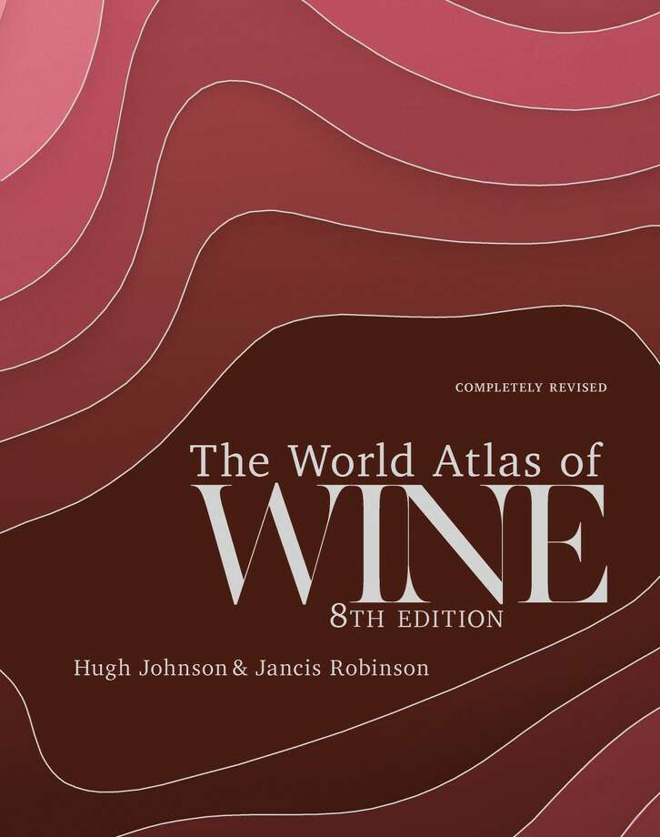 """The World Atlas of Wine,"" by Hugh Johnson and Jancis Robinson. Photo: Mitchell Beazley-Octopus Books"