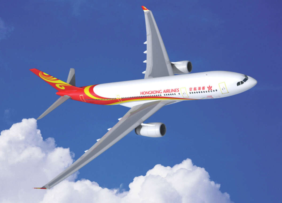 Hong Kong Airlines will end its Los Angeles service in February.