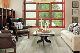 Get the deep, rich aura of wood in every room? Looks like it! With Floorté vinyl plank flooring from Shaw, at Southwest Floors, 1113 Andrews Highway in Midland.
