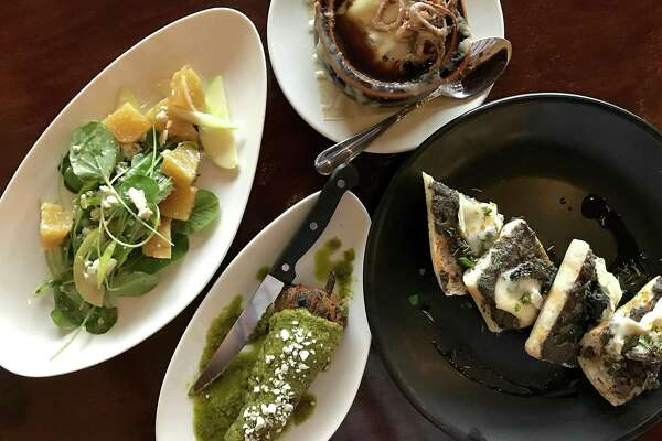 Review: New France-meets-Mexico restaurant Julia's Bistro & Bar debuts with a bang on Blanco Road in San Antonio's Beacon Hill