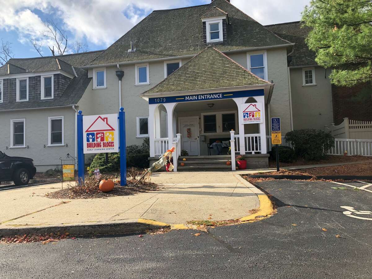 Building Blocks of Shelton, located in a house at 1079 Bridgeport Ave., will officially close on Dec. 20.