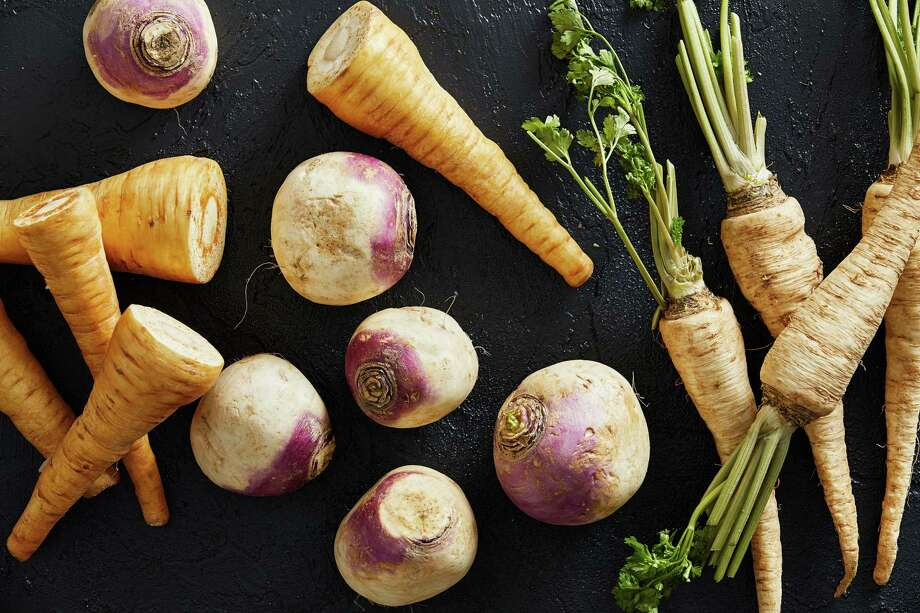 Root, root, root for rutabaga, turnips and those other unappreciated vegetables. Photo: Photo By Tom McCorkle For The Washington Post. / For The Washington Post