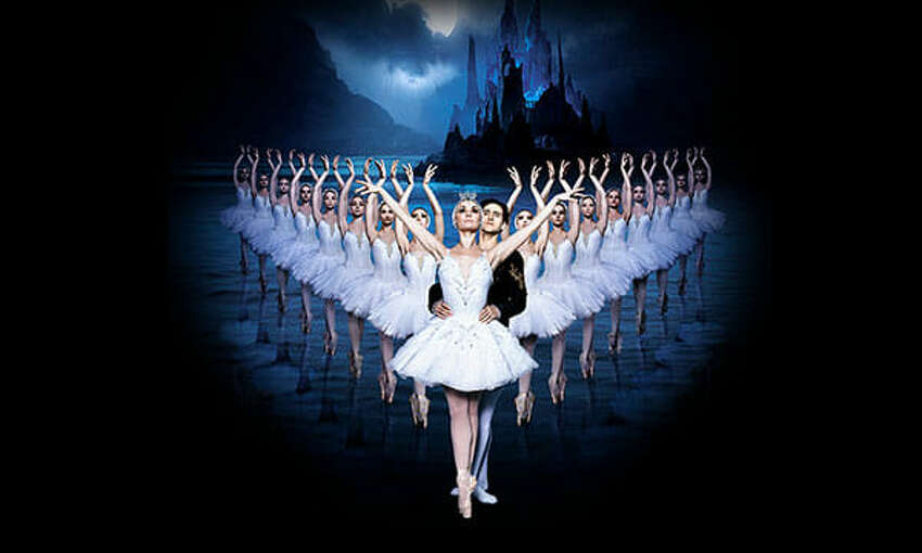 Swan Lake, must see Russian Ballet Theatre