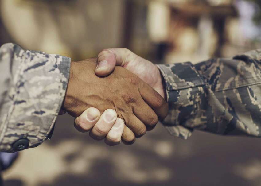 In honor of Veteran's Day, many restaurants and retailers will thank veterans and active-duty military personnel with free and discount meals and other special savings. (Getty Images)